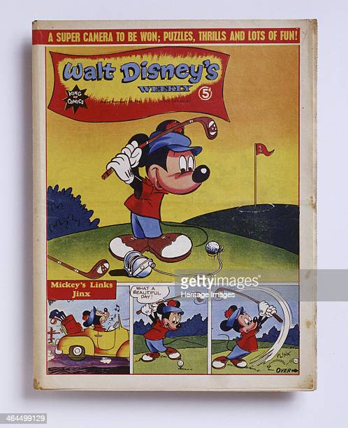 Walt Disney's weekly American February 20 1945
