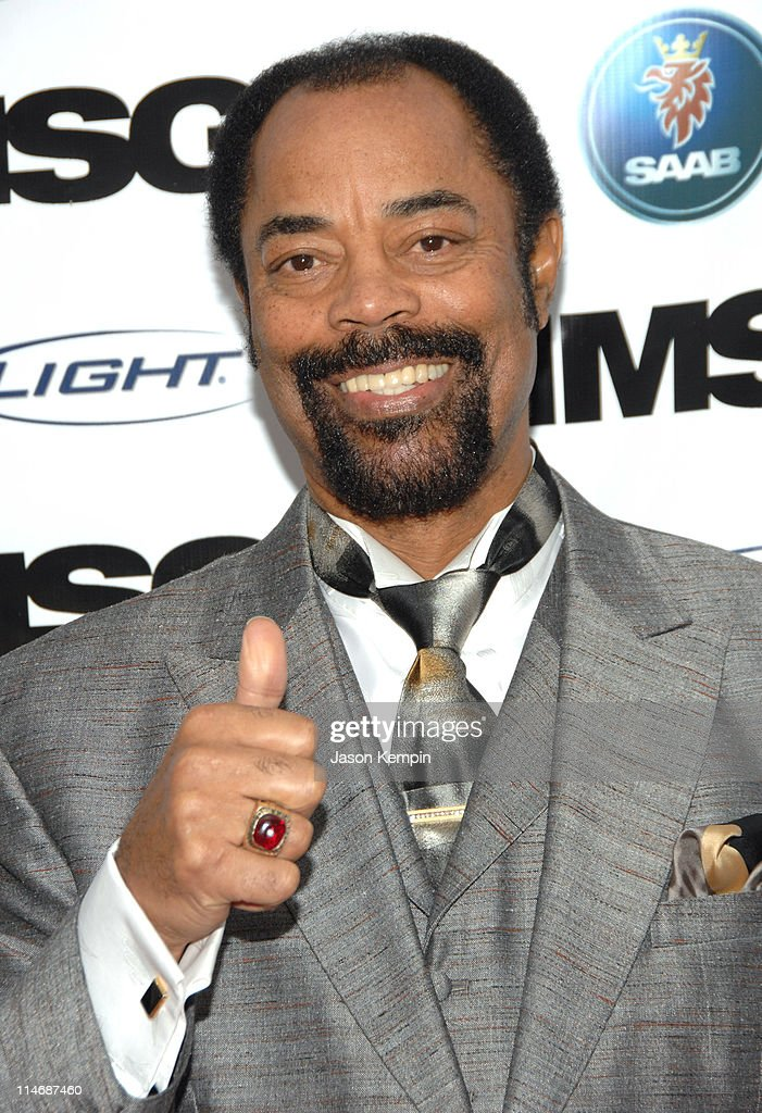 <a gi-track='captionPersonalityLinkClicked' href=/galleries/search?phrase=Walt+Frazier&family=editorial&specificpeople=211195 ng-click='$event.stopPropagation()'>Walt Frazier</a> during 'The 50 Greatest Moments At Madison Square Garden' New York Screening - January 18, 2007 at The Club Bar & Grill in New York City, New York, United States.