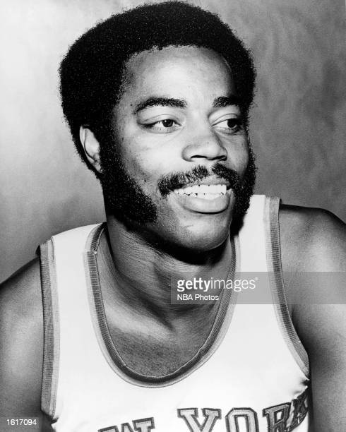 Walt Frazier of the New York Knicks poses for a portrait in New York City New York in 1970 NOTE TO USER User expressly acknowledges and agrees that...