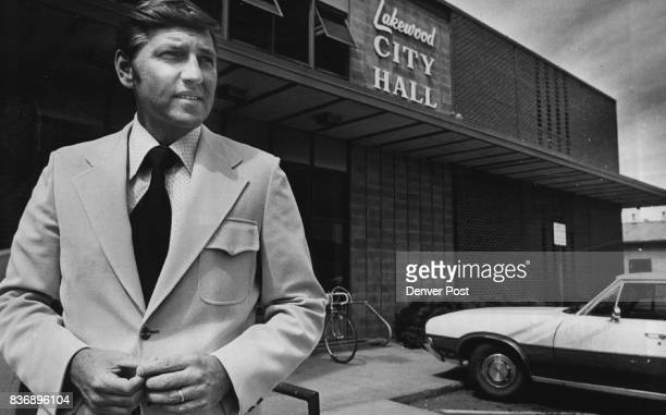Walt Kane Departing Lakewood City Administrator Credit Denver Post