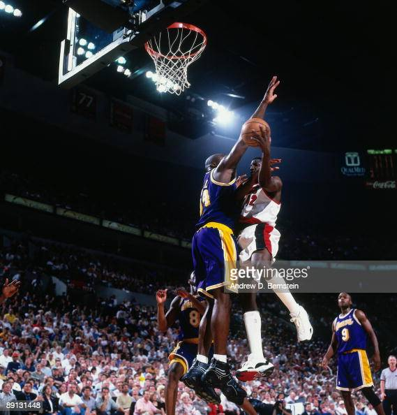 Blazers Vs Lakers: 1998 Western Conference Quarterfinals, Game 4: Los Angeles