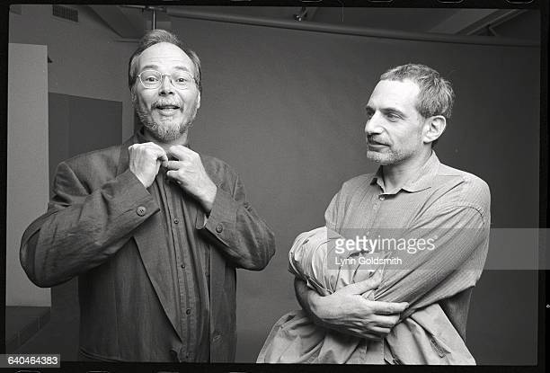 Walter Becker and Donald Fagen of Steely Dan Band
