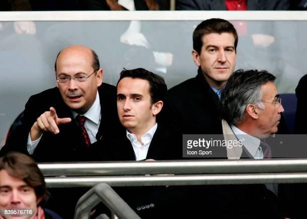 Walter BUTLER et Alexandre BOMPARD Paris Saint Germain / Lille 1/4 Finale Coupe de France