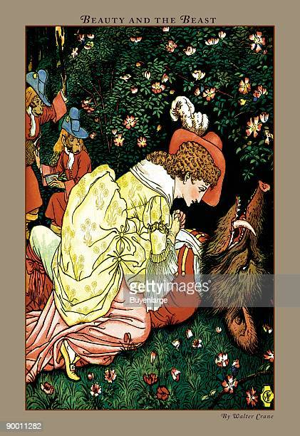 Walter Crane was an English artist and book illustrator He was a major contributor to the child's nursery motif that the genre of English children's...
