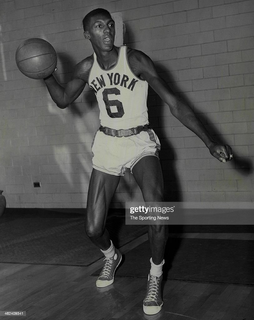 Walter Dukes New York Knicks