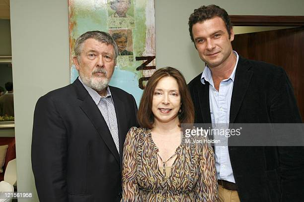 Walter Hill Winner of Lifetime Acheivment Award Liev Schreiber Winner of Achievment in Cinema Award and SCAD President Paula Wallace