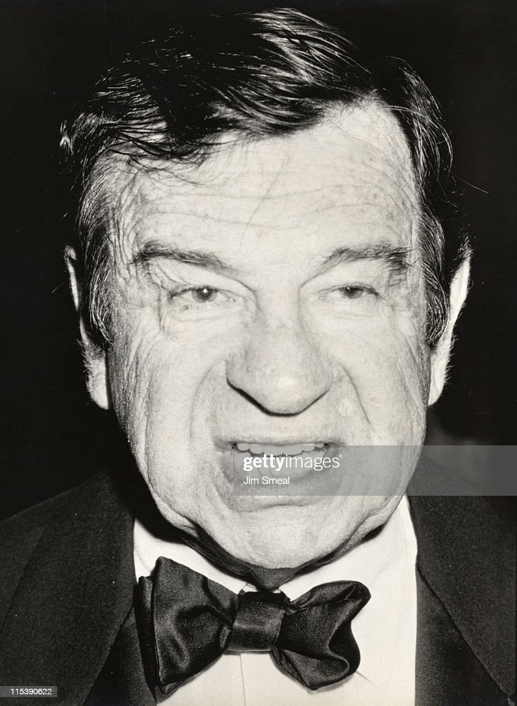 Walter Matthau during 1987 Cedars-Sinai Medical Center Benefit at Beverly Hilton Hotel in Beverly Hills, California, United States.