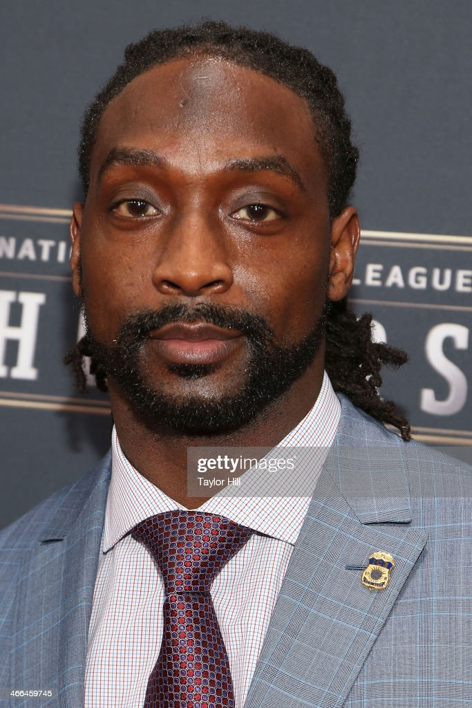 Walter Payton Man of the Year recipient, Chicago Bears cornerback Charles 'Peanut' Tillman attends the 3rd Annual NFL Honors at Radio City Music Hall on February 1, 2014 in New York City.