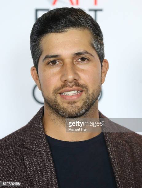 Walter Perez attends the AFI FEST 2017 Filmmakers' photo call held at TCL Chinese 6 Theatres on November 10 2017 in Hollywood California