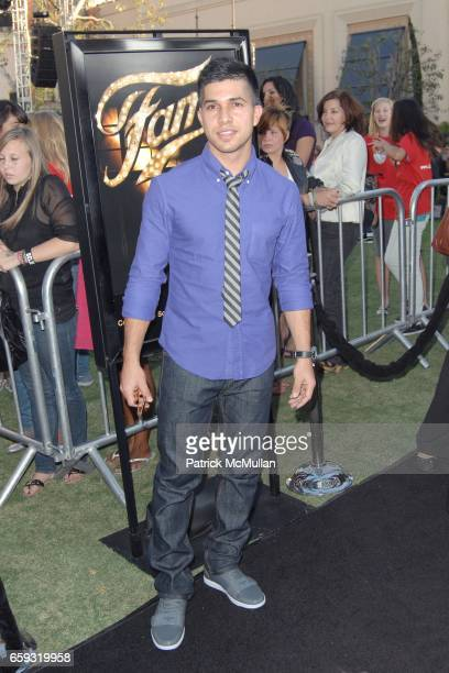 Walter Perez attends the Los Angeles Premiere of MetroGoldwynMayer Pictures' 'Fame' at Pacific Theatres at the Grove on September 23 2009 in Los...