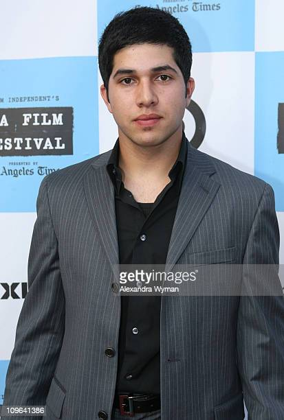 Walter Perez during 2007 Los Angeles Film Festival 'August Evening' Screening at Majestic Crest in Los Angeles California United States