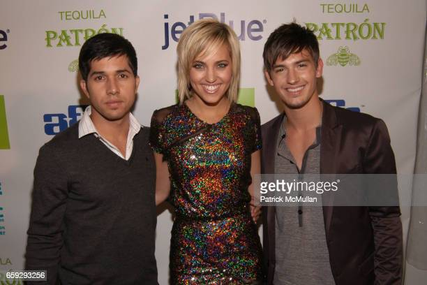 Walter Perez Kherington Payne and Asher Book attend VH1 DIVAS Official AfterParty to Benefit the VH1 SAVE THE MUSIC FOUNDATION at One Hanson Place on...