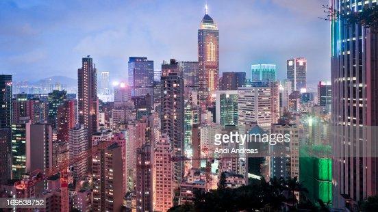 Wan Chai Lookout