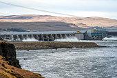 Wanapum Dam, Grant County, Washington