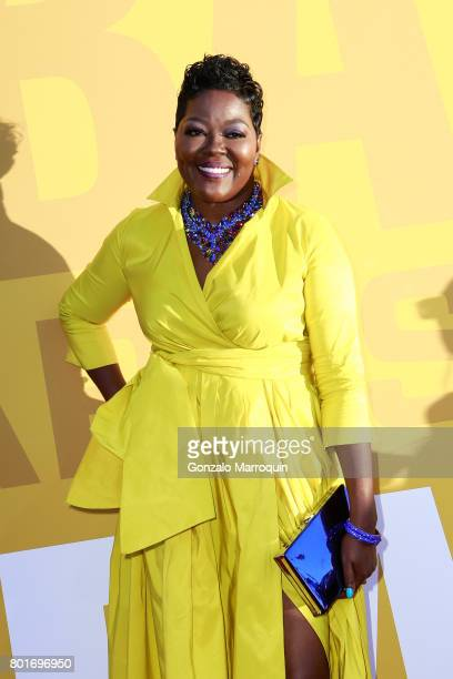 Wanda Durant attends the 2017 NBA Awards at Basketball City Pier 36 South Street on June 26 2017 in New York City