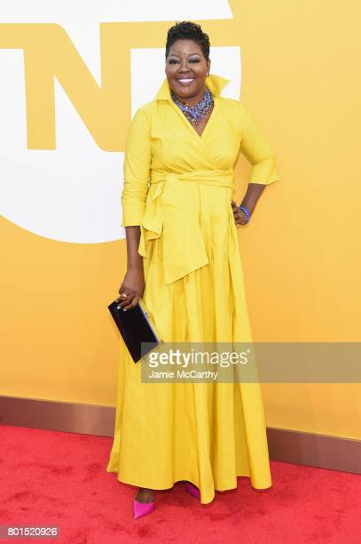 Wanda Durant attends the 2017 NBA Awards live on TNT on June 26 2017 in New York New York 27111_003