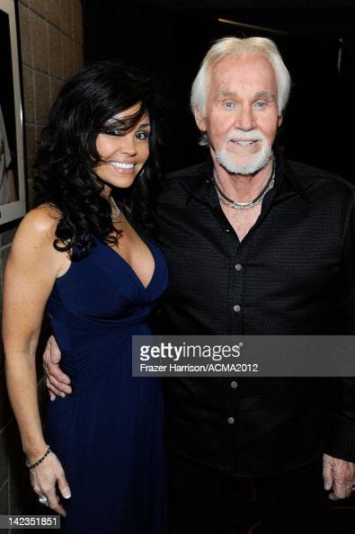 Wanda Miller and Kenny Rogers...