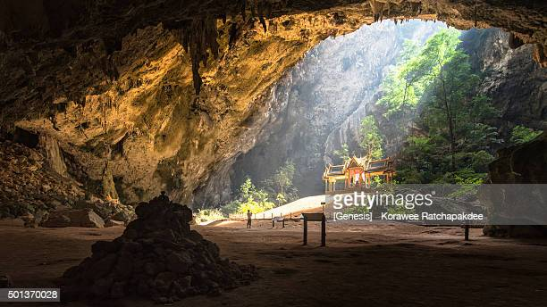 Wanderlust at Thailand cave