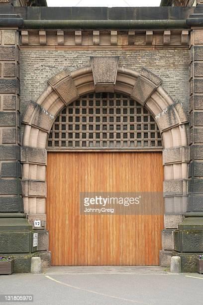 Wandsworth Prison gate