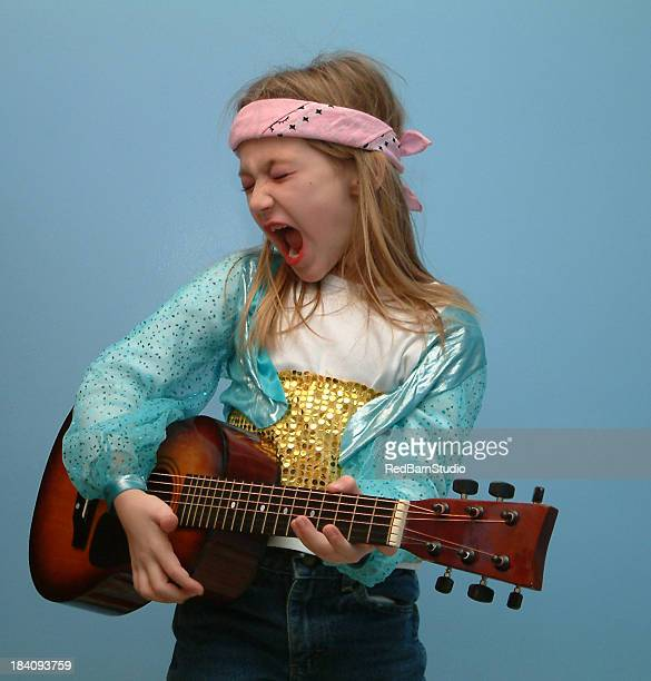 I wanna be a rock star
