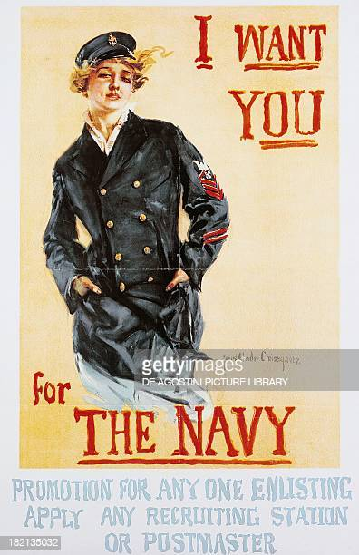 I want you for the Navy poster World War I United Kingdom 20th century London Imperial War Museum