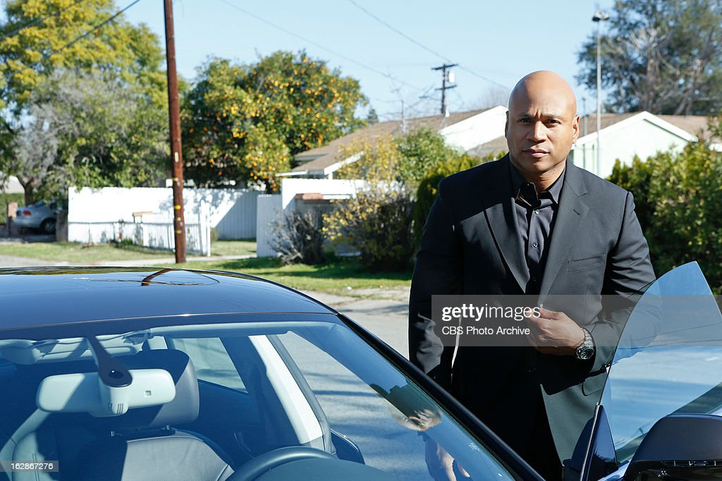 'Wanted' Pictured: LL COOL J (Special Agent Sam Hanna). Sam fears for his family'™s safety when his wife is called to resume a former CIA cover after a case suggests ties to the infamous Sidorov and his stolen nukes, on