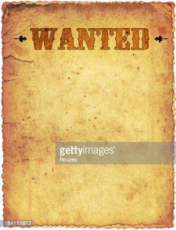 Как сделать картинку wanted - TurnPike