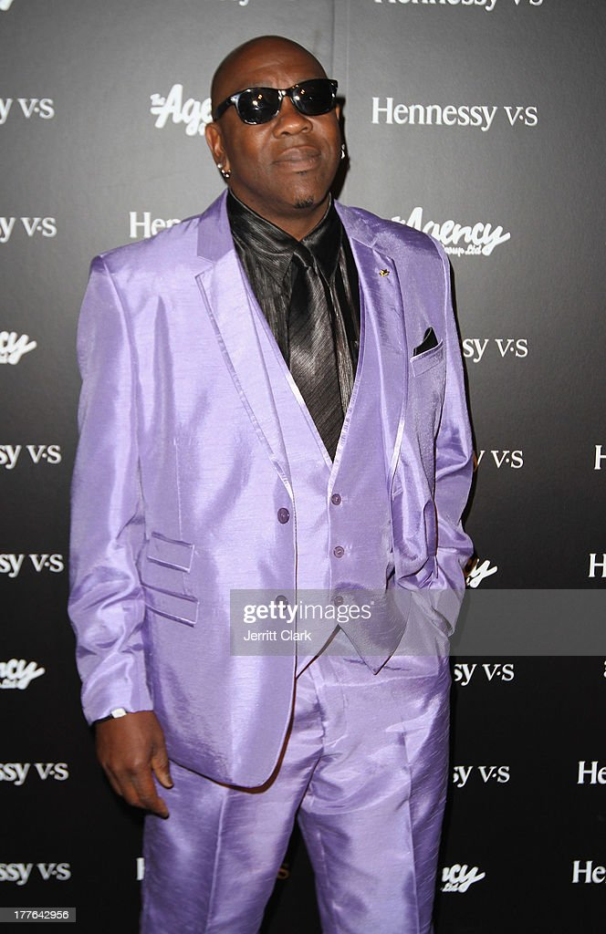 Wanz attends the Hennessy VS VMA Celebration at Avenue on August 24, 2013 in New York City.