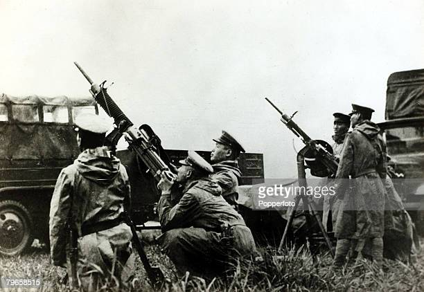 War and Conflict 2nd SinoJapanese War pic 1937 An antiaircraft squad in action Following the two countries conflict at the end of the 19th century...