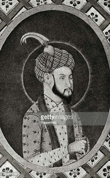 circa 14th century An illustration of Tamerlane a great Central Asian military leader who restored the former Mongol Empire of Genghis Khan