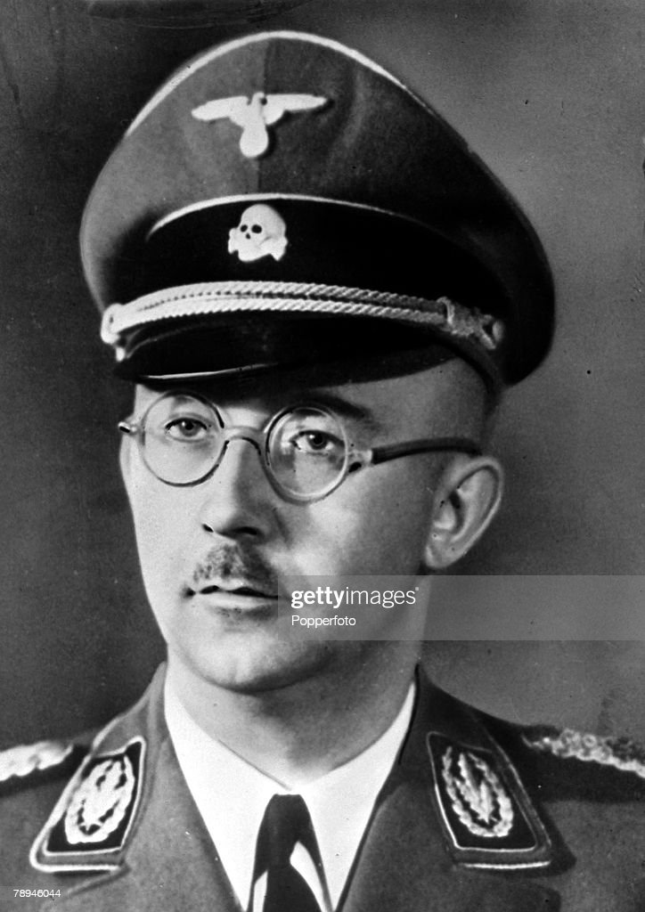 an analysis of heinrich himmlers involvement in world war ii This command relationship was the basis for the immense power that himmler accumulated during world war ii  with papers in the name of heinrich.