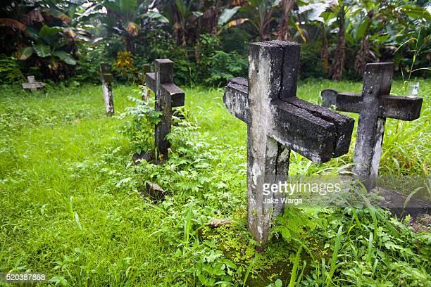 War Cemetery, Kavieng, Papua New Guinea
