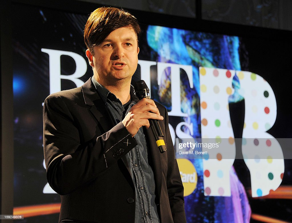 War Child's Ben Knowles attends the BRIT Awards nominations announcement at The Savoy Hotel on January 10, 2013 in London, England.
