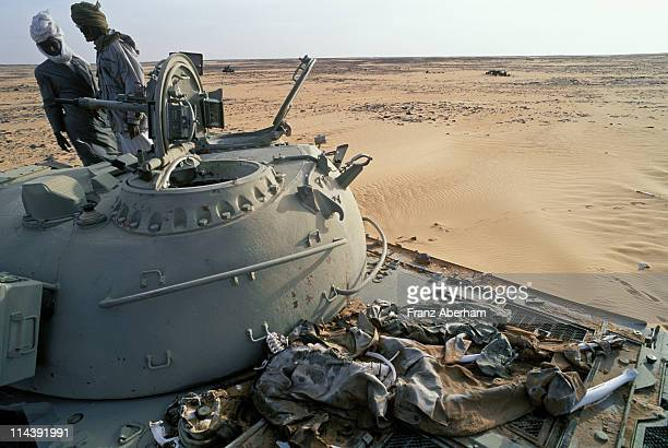 War in the desert, Sahara