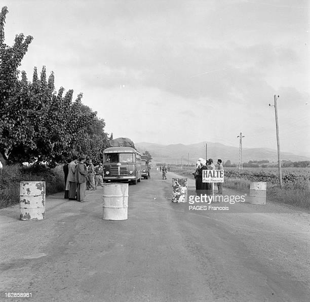 Palestro Massacre Le 23 mai 1956 à Beni Amrane entre Menouville et Palestro en GrandeKabylie où des soldats français sont tombés dans une embuscade...