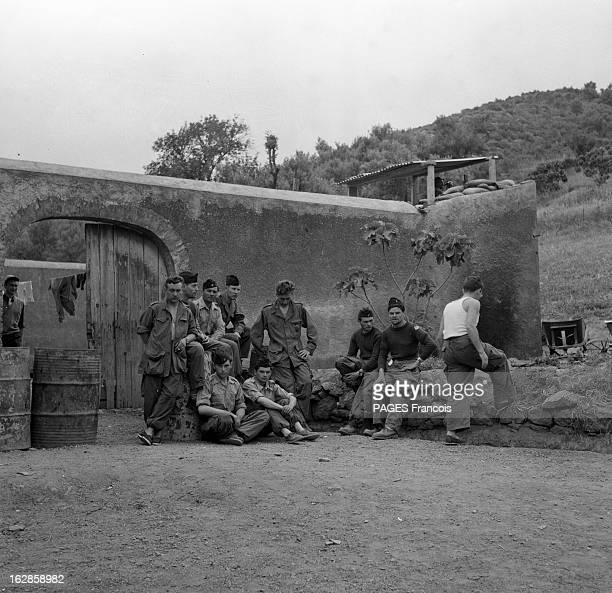 Palestro Massacre Le 23 mai 1956 un groupe de soldats à Beni Amrane entre Menouville et Palestro en GrandeKabylie où des soldats français sont tombés...