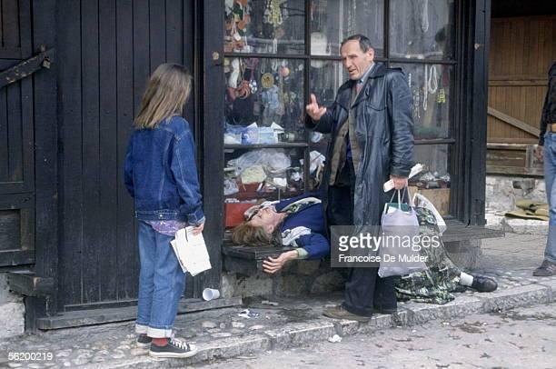 War of BosniaHerzegovina Sarajevo April 1992
