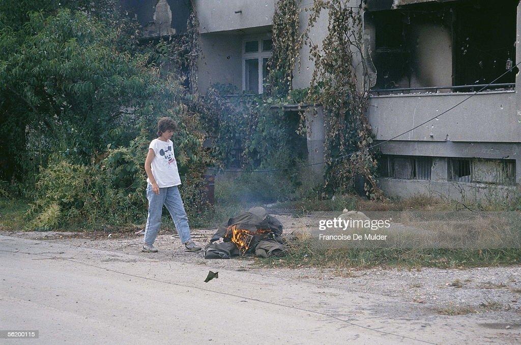 War of BosniaHerzegovina Smoluce September 1992