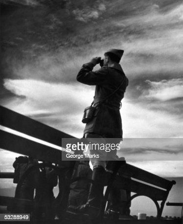 War scene : Stock Photo