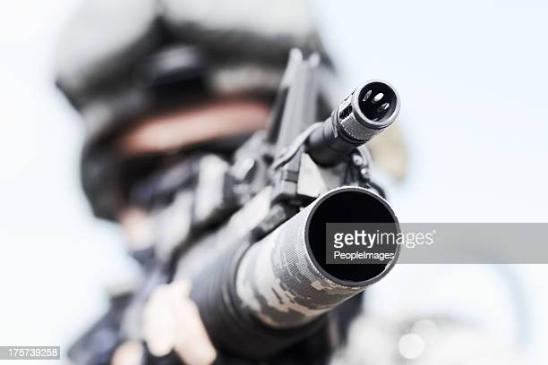 War weaponry