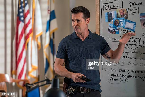 D 'A War Zone' Episode 404 Pictured John Seda as Antonio Dawson