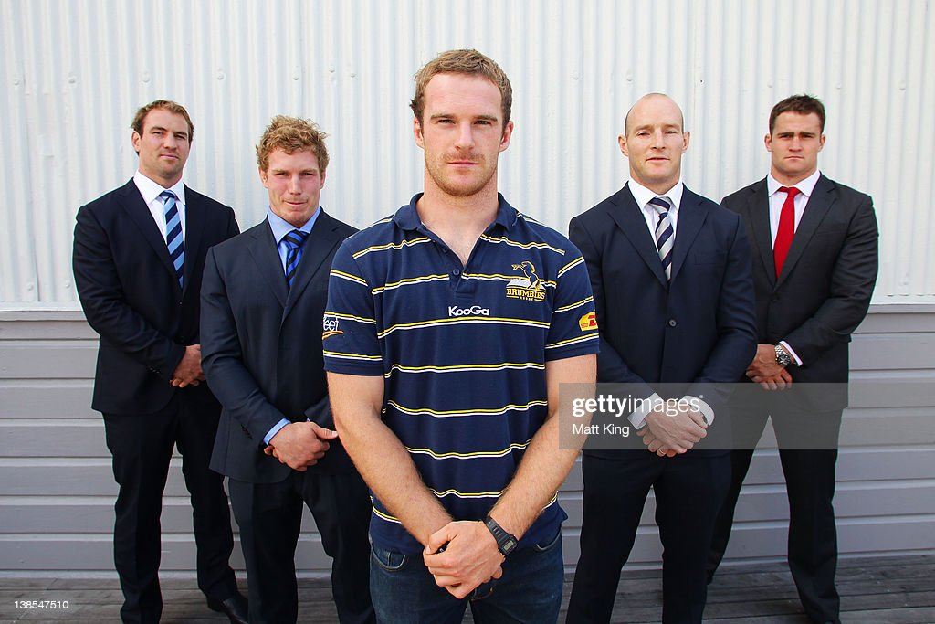 Super Rugby Season Media Launch