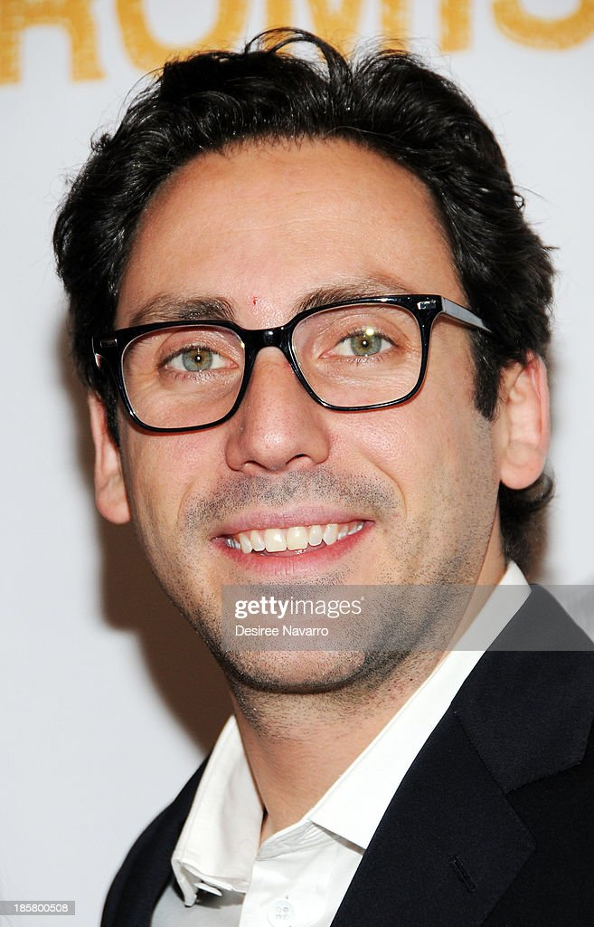 Warby Parker Co-Founder Neil Blumenthal attends the 3rd annual Pencils of Promise Gala at Guastavino's on October 24, 2013 in New York City.