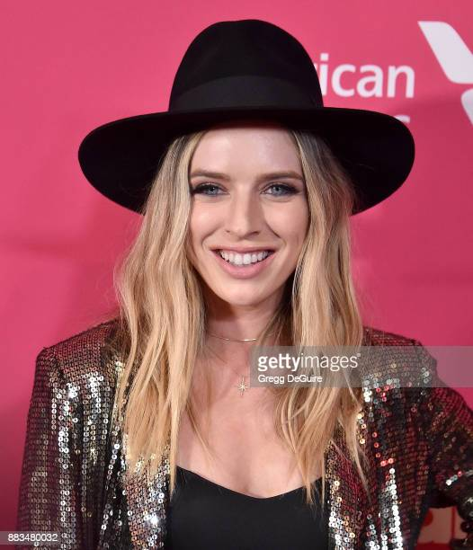 Ward arrives at the Billboard Women In Music 2017 at The Ray Dolby Ballroom at Hollywood Highland Center on November 30 2017 in Hollywood California