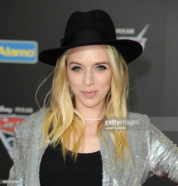 Ward attends the premiere of 'Cars 3' at Anaheim Convention Center on June 10 2017 in Anaheim California