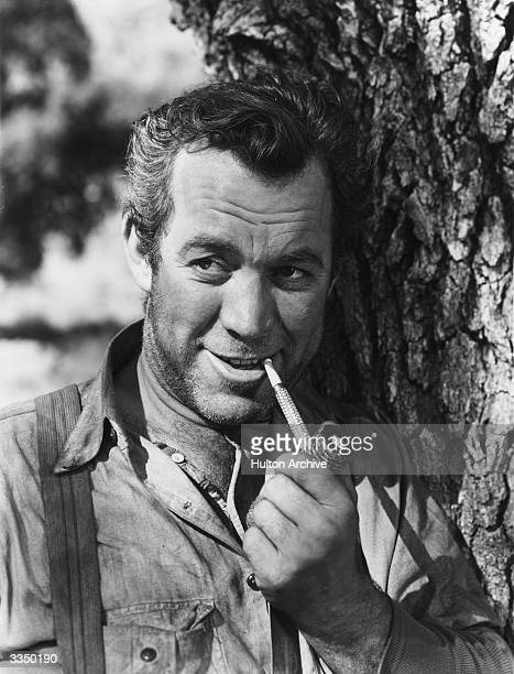 Ward Bond as Lov Bensey in the film 'Tobacco Road' directed by John Ford and produced by 20th Century Fox
