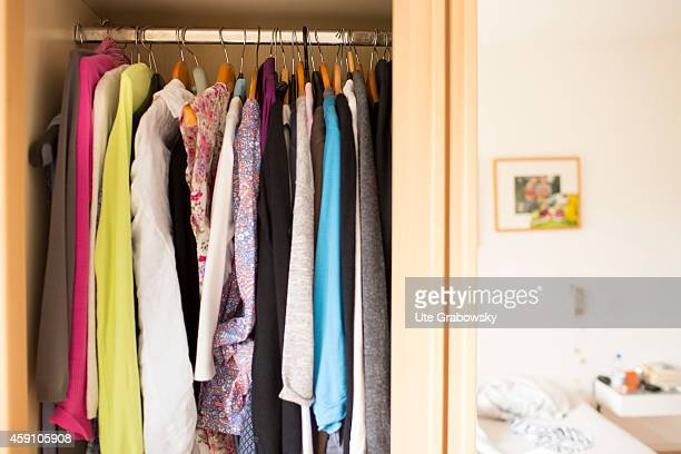 Wardrobe of a twelveyearold girl on August 12 in Duelmen Germany Photo by Ute Grabowsky/Photothek via Getty Images