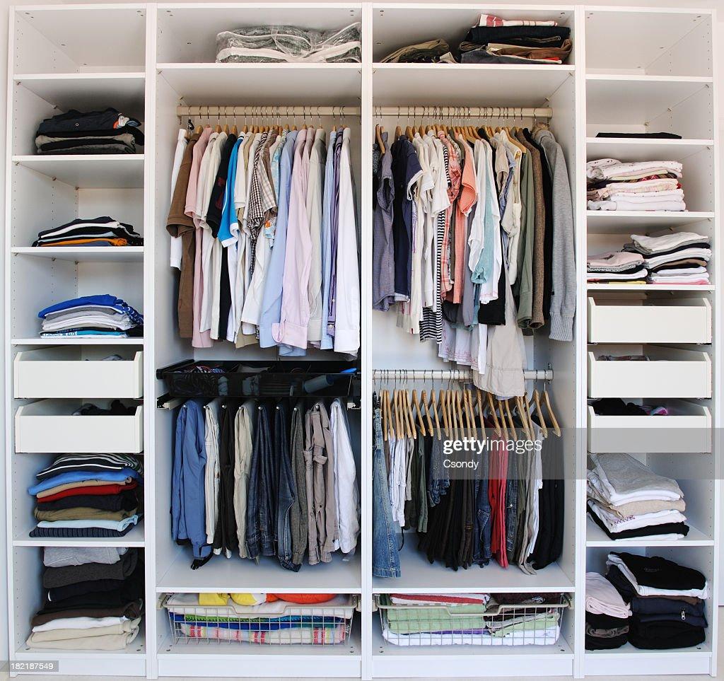 Wardrobe : Stock Photo