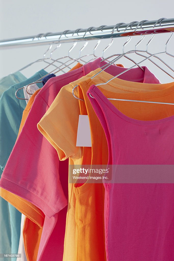 Wardrobe solutions : Stockfoto