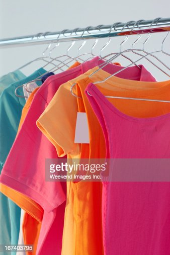 Wardrobe solutions : Stock Photo